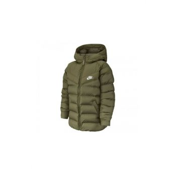 Sportswear Hooded Jacket for Boys 939554