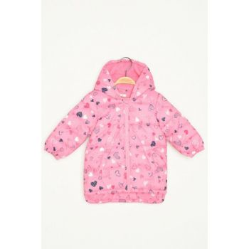 Child Patterned Coat 321832DVK532LE