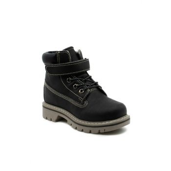 Black Kids Boots CL19-501