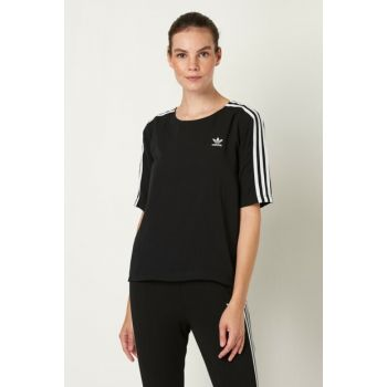 Women's Originals T-shirt - 3 Stripes Tee - DX3695