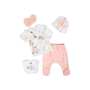 Salmon Baby Girl Bird Caged 5'Li Hospital Outlet AF90202S