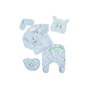 Blue Baby Boy Crab 5'Li Hospital Outlet AF90236