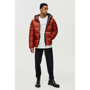 Men's Tile Ripstop Inflatable Coat 09714529
