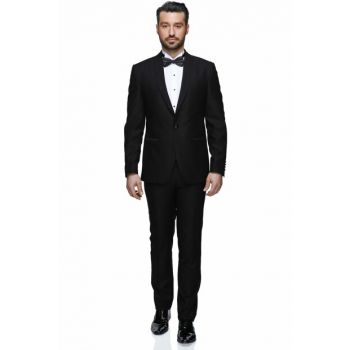 120S 2015 1 Tuxedo Suit - Black - 3B5M0417D001 View larger image