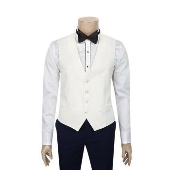 D'S GROOM SMOKIN VEST (Slim Fit) 7HSS10210100_E01