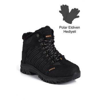 Black Men's Boots DPRMGDKRS116
