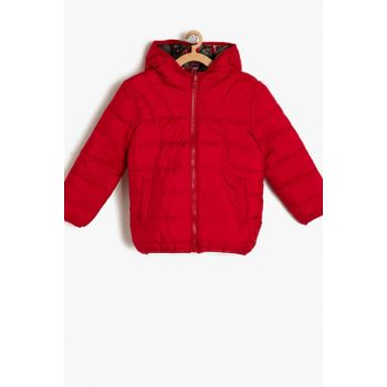 Red Boy Inflatable Coat 9KKB26276OW