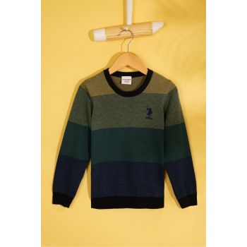 Green Boy Sweater Sweater G083SZ0TK.000.817636