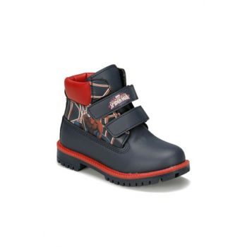 Navy Blue Boy Boots & Booties 000000000100424142