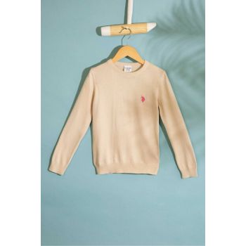 Cream Girl Sweater Sweater G084SZ0TK.000.896275