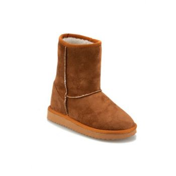 92.511953.F Brown Girls Boots