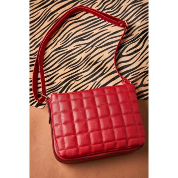 Red Women's Shoulder Bag K36201073