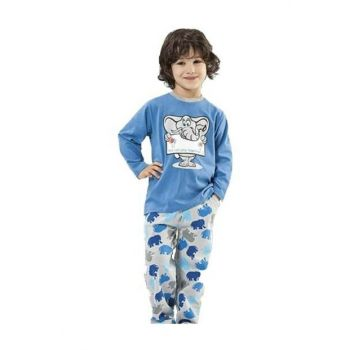 Boys' Pajamas Sets HMDYUPPİ5156