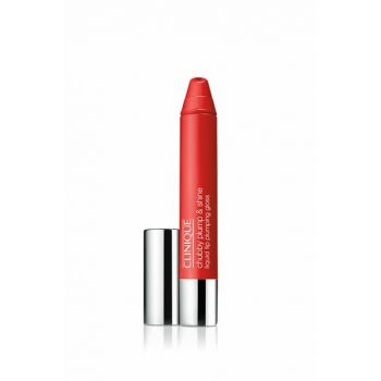 Pencil Lipstick - Chubby Plump & Shine Super Scarlet 3.9 g 020714840228
