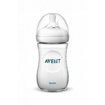 Philips Avent SCF 033/17 Natural PP Feeding Bottle 260 Ml 8710103875901