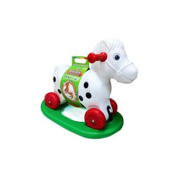Horse Wheel Rocking Dicgic BYT-0863