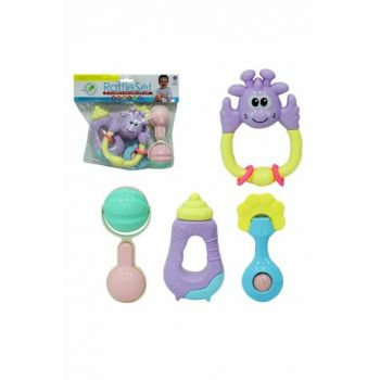 Rattle with Pastel Color Bag 1448526
