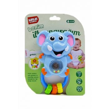 Elephant with Rattle Voice Battery ERB03.002