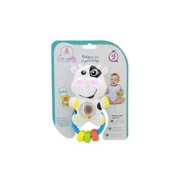 Babycim Battery Powered Cow Rattle WD-3661C-BABY