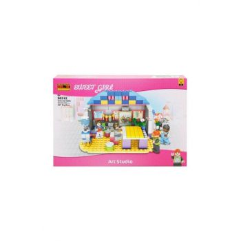 Production Set: Girl Play Set 20312 - Sweet Girl Series 247 Pieces S00001837-39197