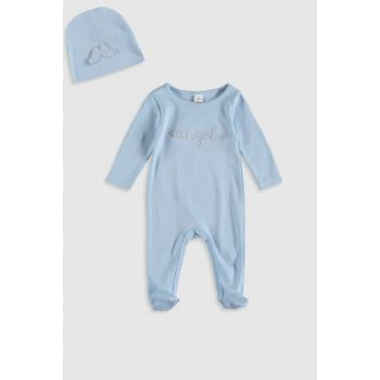 Baby Boy Light Blue Jpv Suit 9WG200Z1