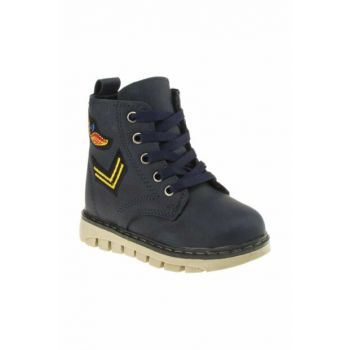 Navy Blue Children's Boots 190 20885B