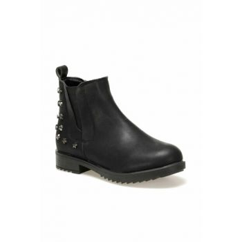 EVO.19F Black Girls' Boots 000000000100439361