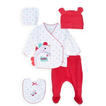 Pomegranate Dino 5Li Hospital Outlet Suit PQRUV249