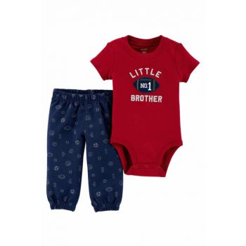 Red Baby Boy Set of 2 121I832