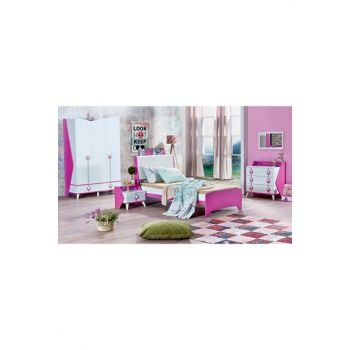 Portivo Pink Young Room 1305497