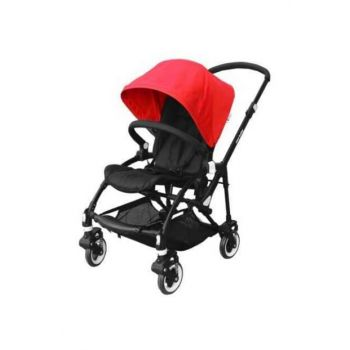 Star Baby Piero Bidirectional Baby Carriage Red T38077
