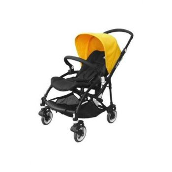 Star Baby Piero Bidirectional Baby Carriage Yellow T38078