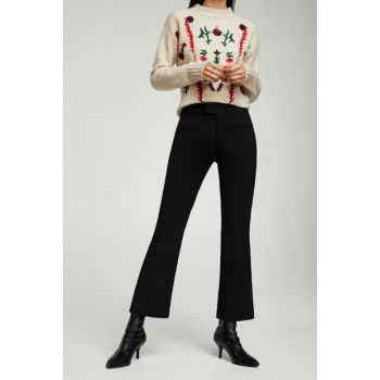 Women Black Trousers 13017017