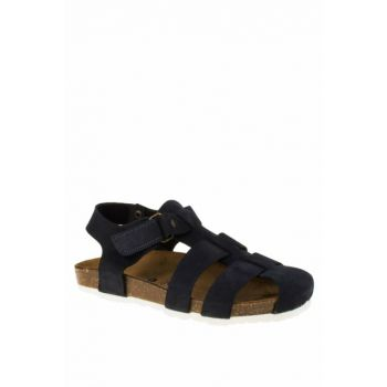 Navy Blue Children Sandals 211 625.18Y329P