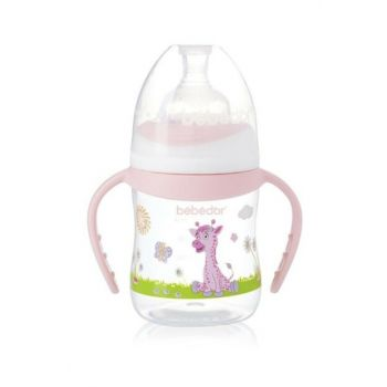 88322 Pp Bottle with Wide Mouth Handle 125 ml S00141