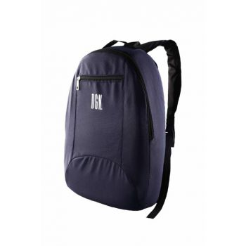 Navy Unisex Backpack 4242-431