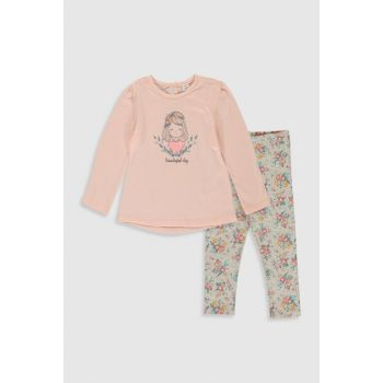 Baby Girl Pink Fra Suit 0S3169Z1