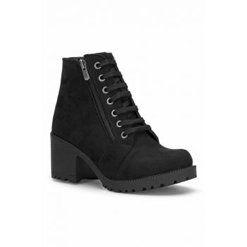 Women's Black Boots DS.0430