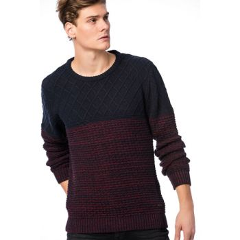 Men's Tristan O Neck Sweater 181 LCM 241042