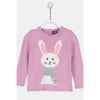 Girls' Sweaters 8W9201Z4