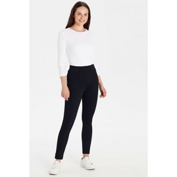 Women's New Black Pants 9WM921Z8