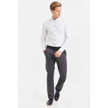 Men's Anthracite Trousers 9S1103Z8
