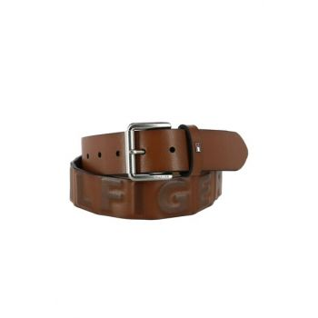 Men's Belt 11TL02X226-COFFEE