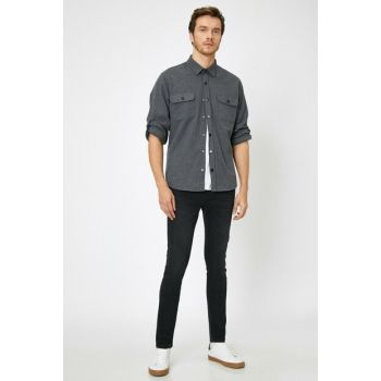 Men's Black Jean 0KAM43122MD