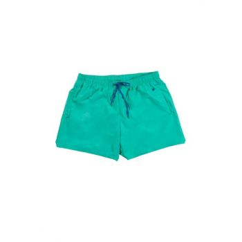 118-5031 LGN Light Green Men's Shorts - Swimwear