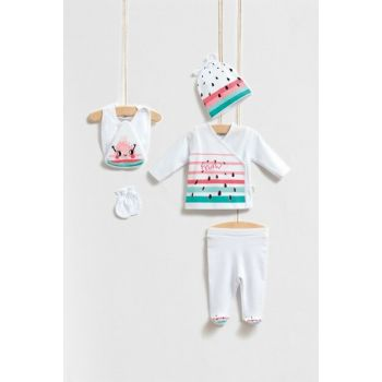 Mixed, Multicolor Baby Girl Newborn Layette