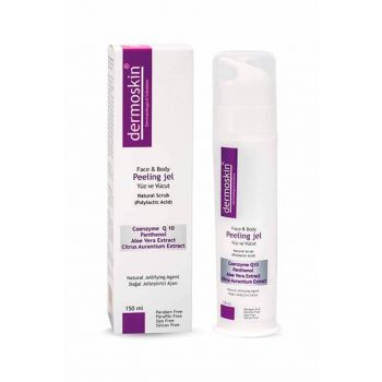 Face and Body Cleansing Gel - Face and Body Peeling Gel 150ml