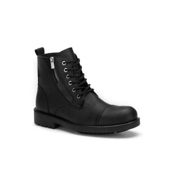 Black Men's Boots DS.524