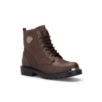 Brown Unisex Bot DS.801