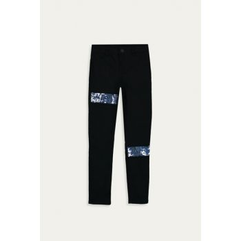 Girl's New Black Cvl Pants 9W5669Z4